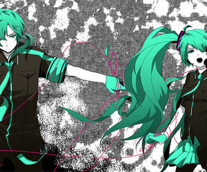 vocaloid, hatsune miku, and love is war image