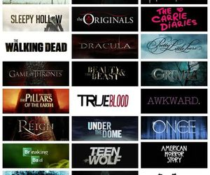 awkward, the vampire diaries, and pretty little liars image