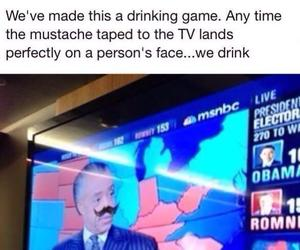 alcohol, game, and drinking image