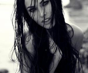 megan fox, sexy, and hair image