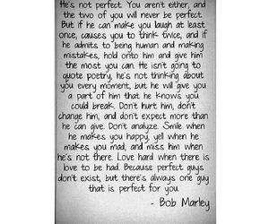 bob marley, guy, and quote image