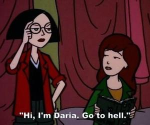Daria, mtv, and jane lane image