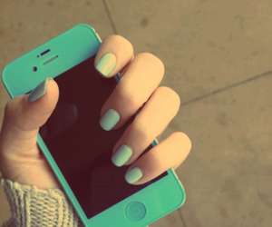 fashion, green, and iphone image