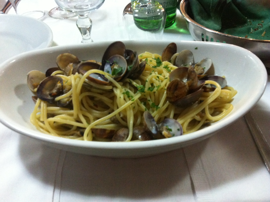amore, pasta, and food image