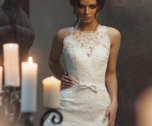 fashion, photography, and wedding dresses image