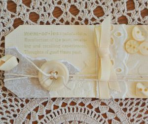 craft, crochet, and tag image