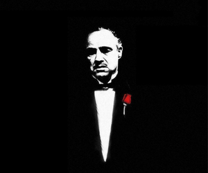 godfather corleone mafia image