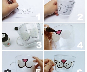 adorable, creative, and paint image