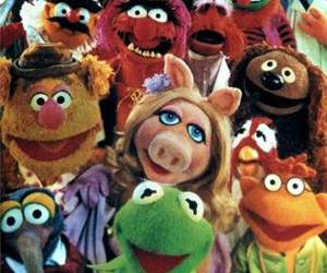 muppets and kermit image