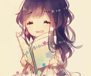 anime girl, clavies, and cymphony image