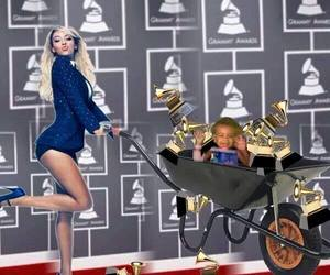 blue, grammys, and queen bey image