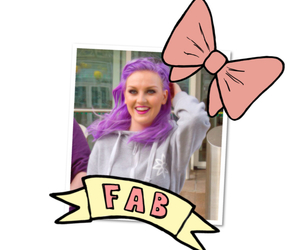 fab, perrie edwards, and little mix image