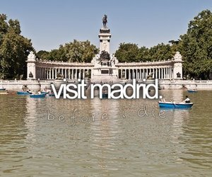 before i die, espana, and love image
