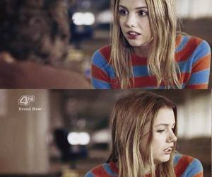 cassie ainsworth, romance, and skins image