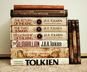 tolkien and lord of the rings image