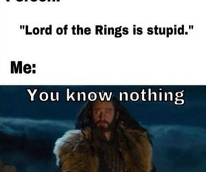 thorin, LOTR, and the hobbit image