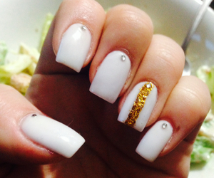 classy, gel, and nails image
