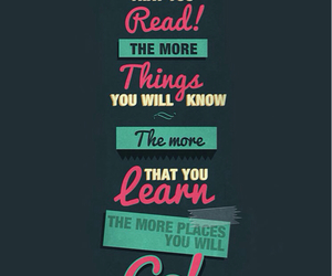 quotes, read, and love image