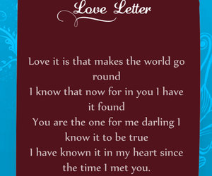 love poems love letters and love letters for her image