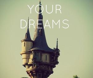 Dream, disney, and castle image
