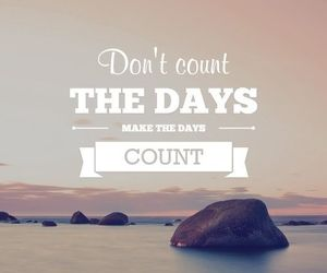 quote, days, and count image