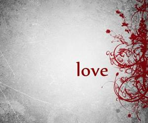 abstract and love image