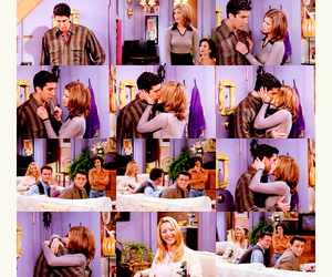 lobsters, ross geller, and rachel green image