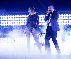 jay z, queen bey, and drunk in love image