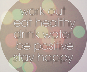 drink, eat, and inspiration image