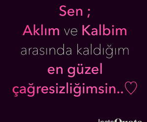 quote, Turkish, and soz image