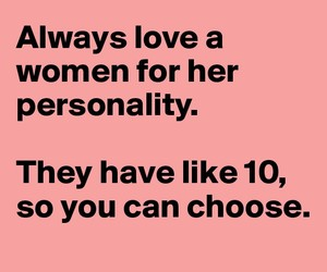 personality, funny, and woman image