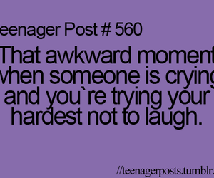 teenager post, lol, and quote image