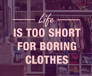 clothes, life, and boring image