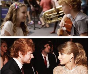 Taylor Swift, ed sheeran, and grammys image
