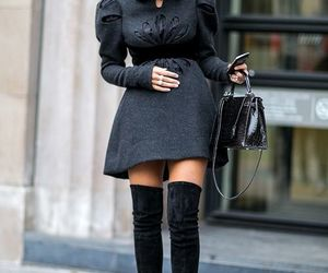 fashion, street style, and shoes image