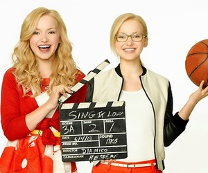 disney channel, liv and maddie, and dove cameron image