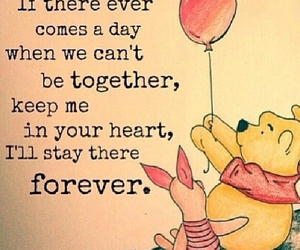 disney, forever, and quote image