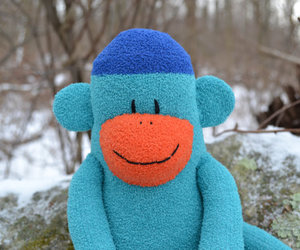 Sock Monkey, sockmonkey, and sock monkeys image