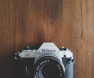 nikon, camera, and photography image