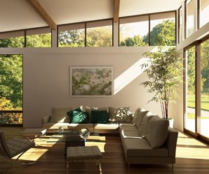 living room, home, and decor image