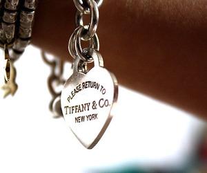 tiffany, bracelet, and heart image