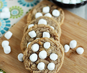 Cookies, hot chocolate, and recipe image