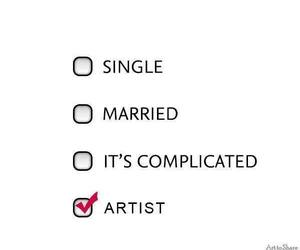 artist and Relationship image