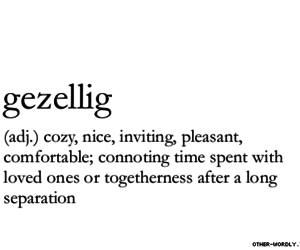 comfortable, togetherness, and gezellig image