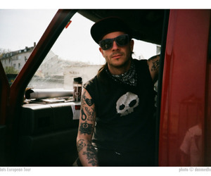 tattoo, Tattoos, and cancer bats image