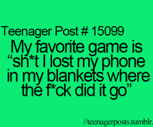 phone, game, and lost image