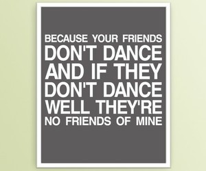 dance and friends image