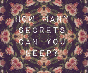 flowers and secrets image