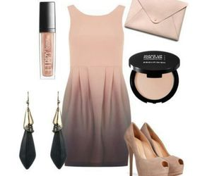 dress, clothes, and shoes image