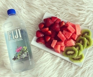 fit, FRUiTS, and happy image